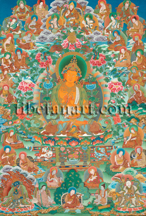 Manjushri and Phonology Masters