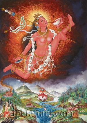 Vidyadhari Yogini